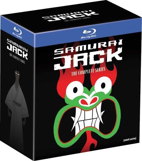 samurai jack season 5 download mega