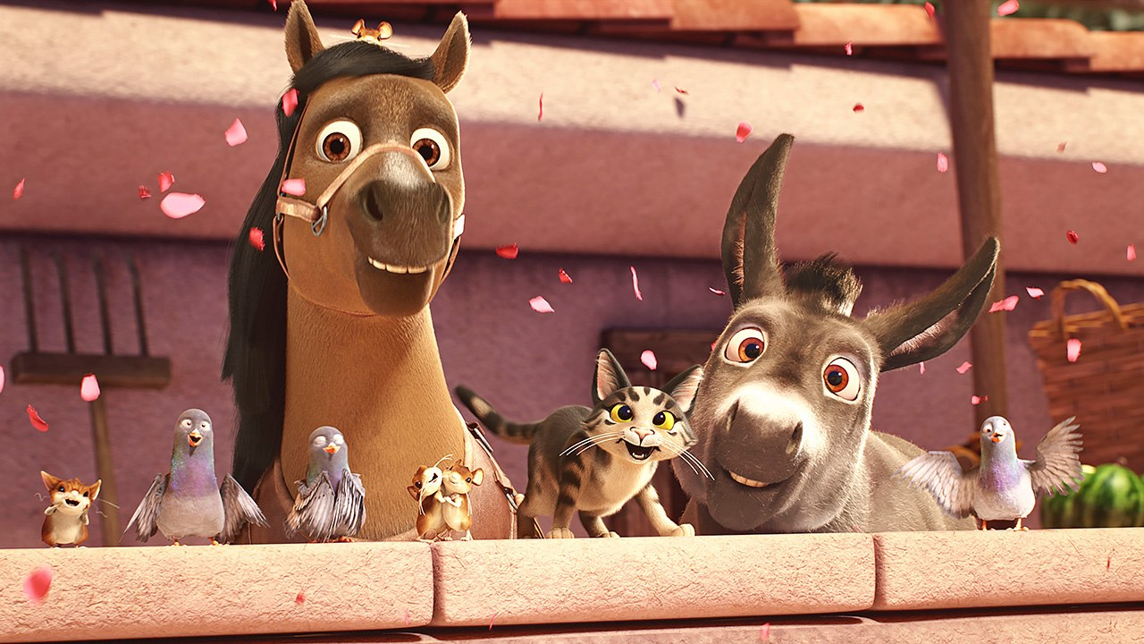 watch full trailer for sony�s �the star� animation