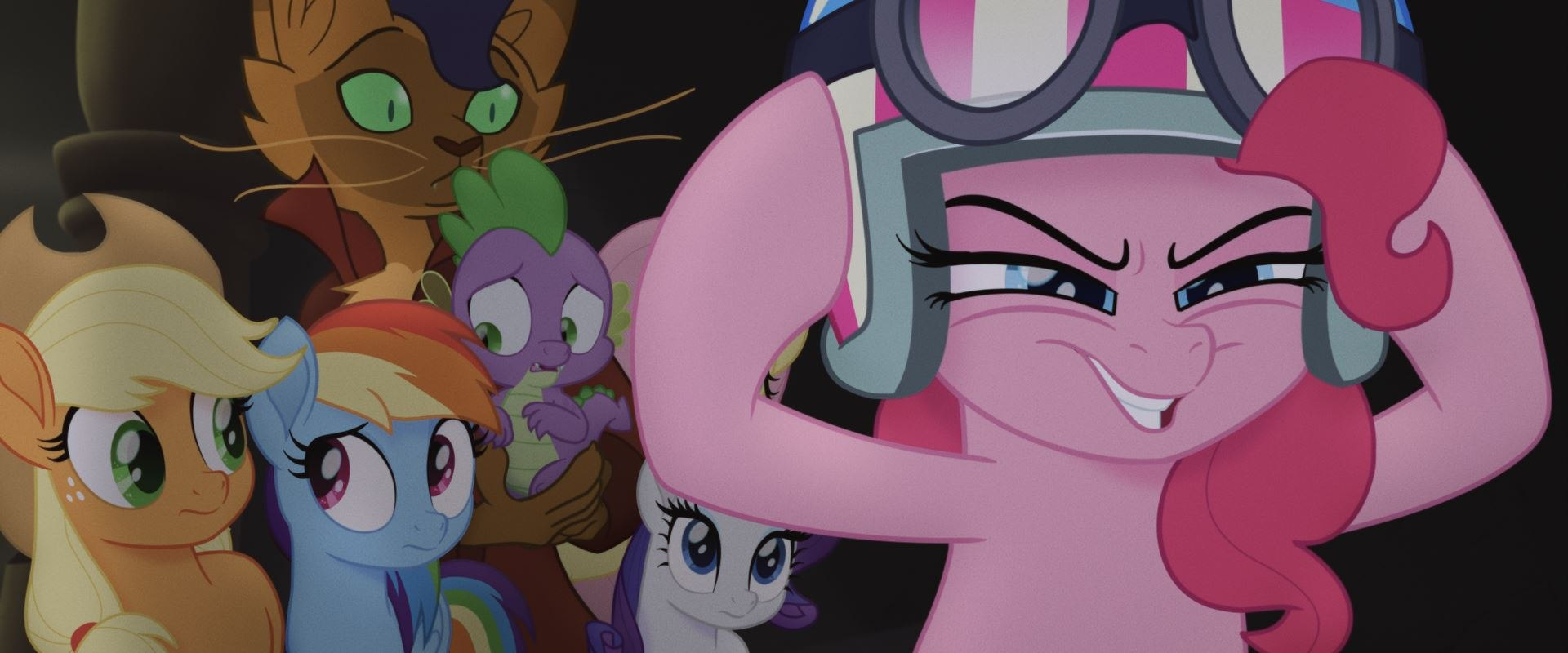 Lights camera action the cinematography of my little pony the and did an incredible job but in particular our compositing supervisor went above and beyond and really made that shot sing im very happy with how it publicscrutiny Images