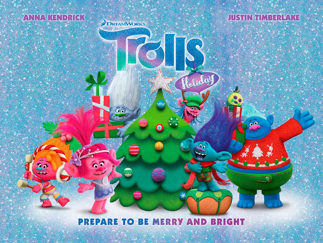 DreamWorks Trolls Holiday Special Will Premiere Dec 10 In The UK On Channel 5