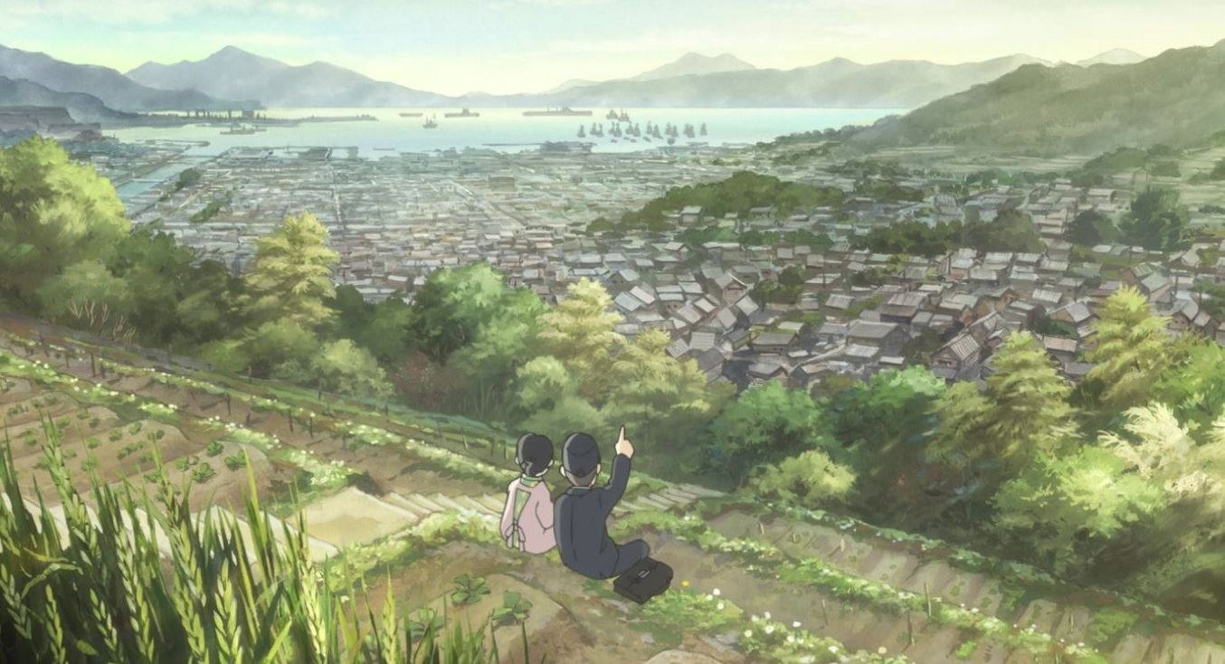 Interview: Director Sunao Katabuchi Recreates 20th Century Hiroshima for 'In  This Corner of the World' | Animation World Network