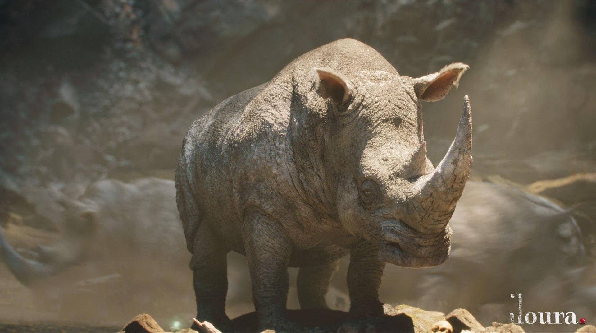 Iloura Creates Ravaging Rhinos For Jumanji Welcome To