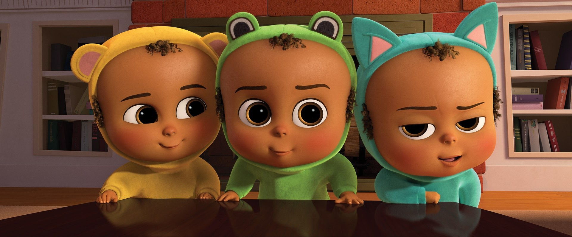 Dreamworks Gets Down To Business With The Boss Baby