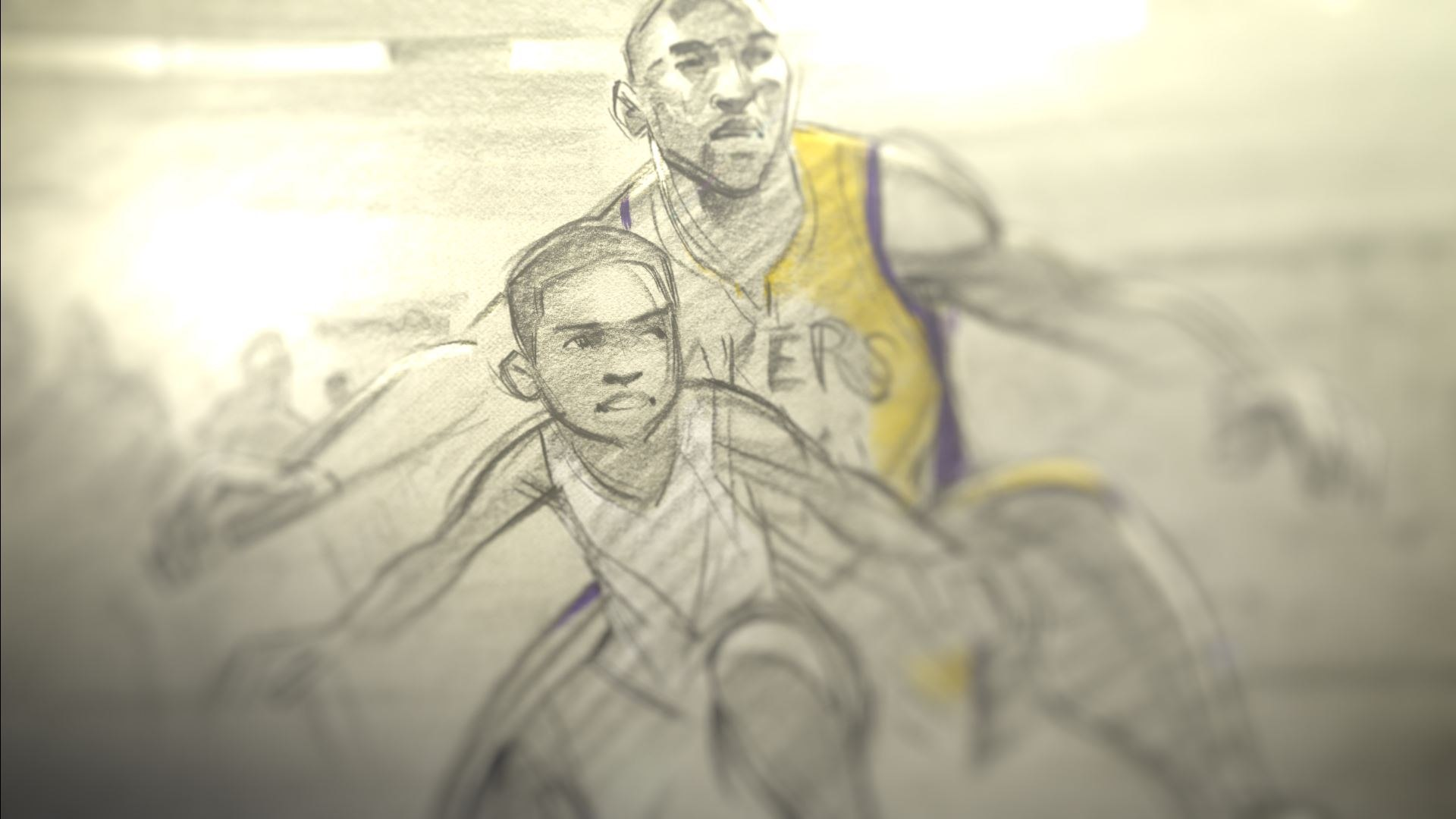Glen Keane Soars in 'Dear Basketball' | Animation World Network
