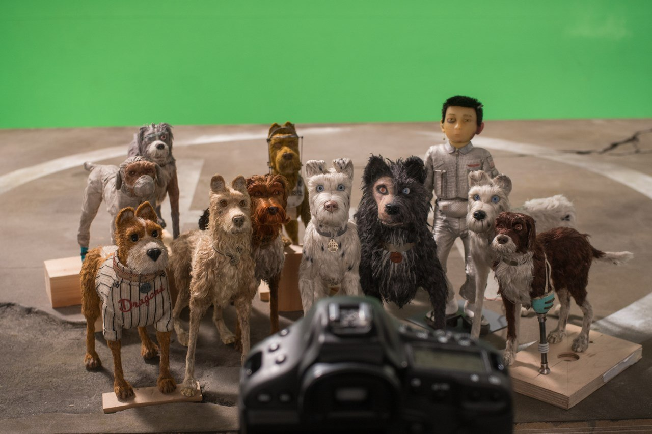 Made By Hand The Puppets Of Isle Of Dogs Animation World Network