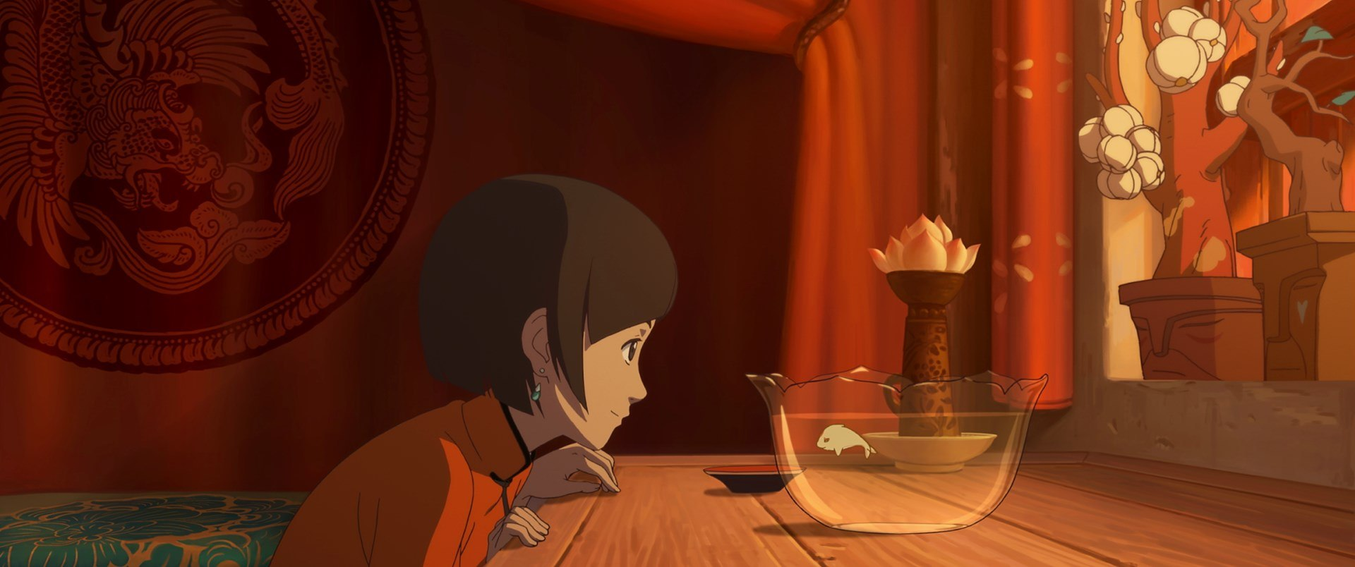 A New Milestone for Chinese Feature Animation: 'Big Fish & Begonia