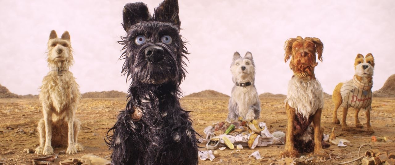 The Visual Effects Of Wes Anderson S Isle Of Dogs Animation World Network