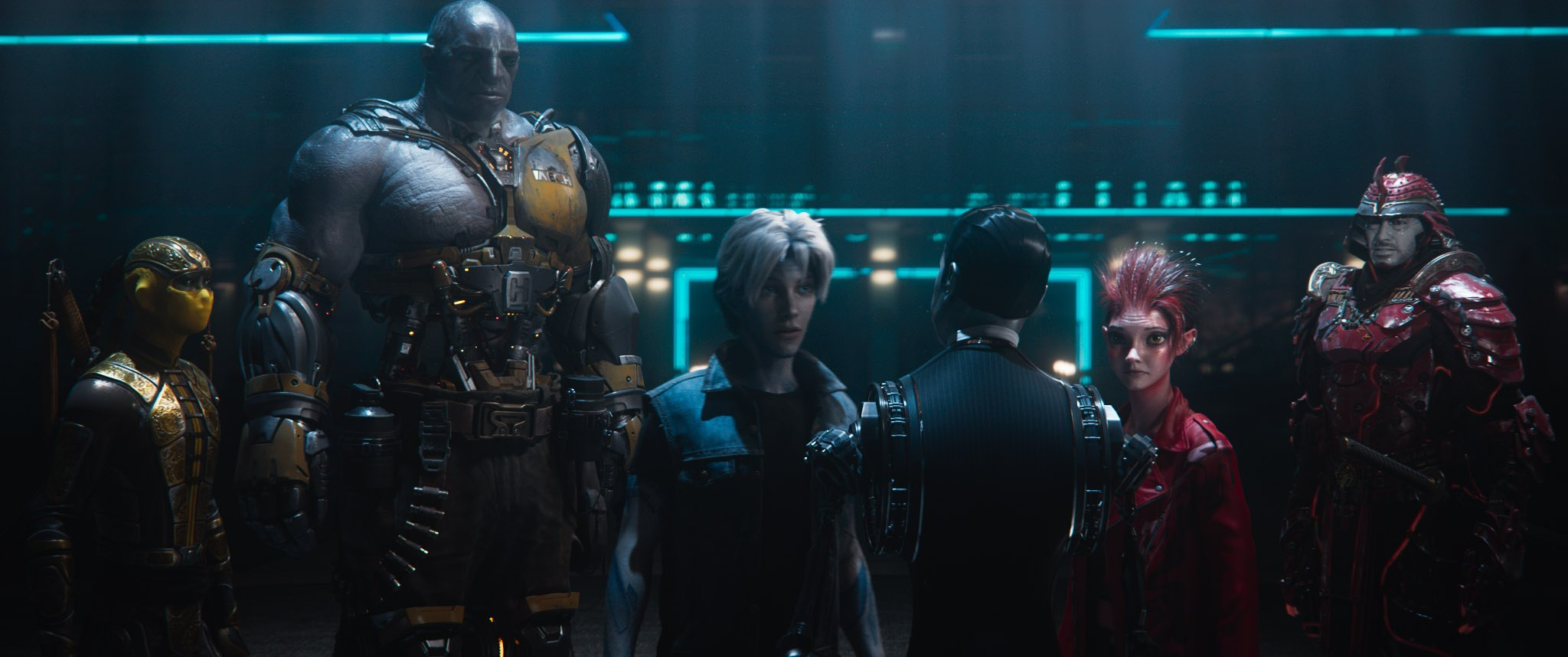 How ILM Animated the Avatars from Steven Spielberg's 'Ready Player One'    Animation World Network
