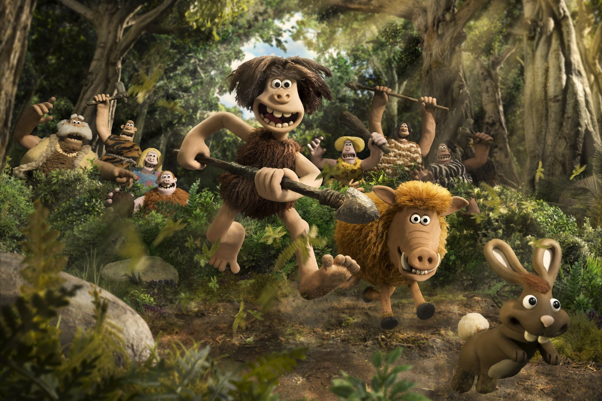 Review: Aardman's 'Early Man' Arrives on Disc | Animation ...