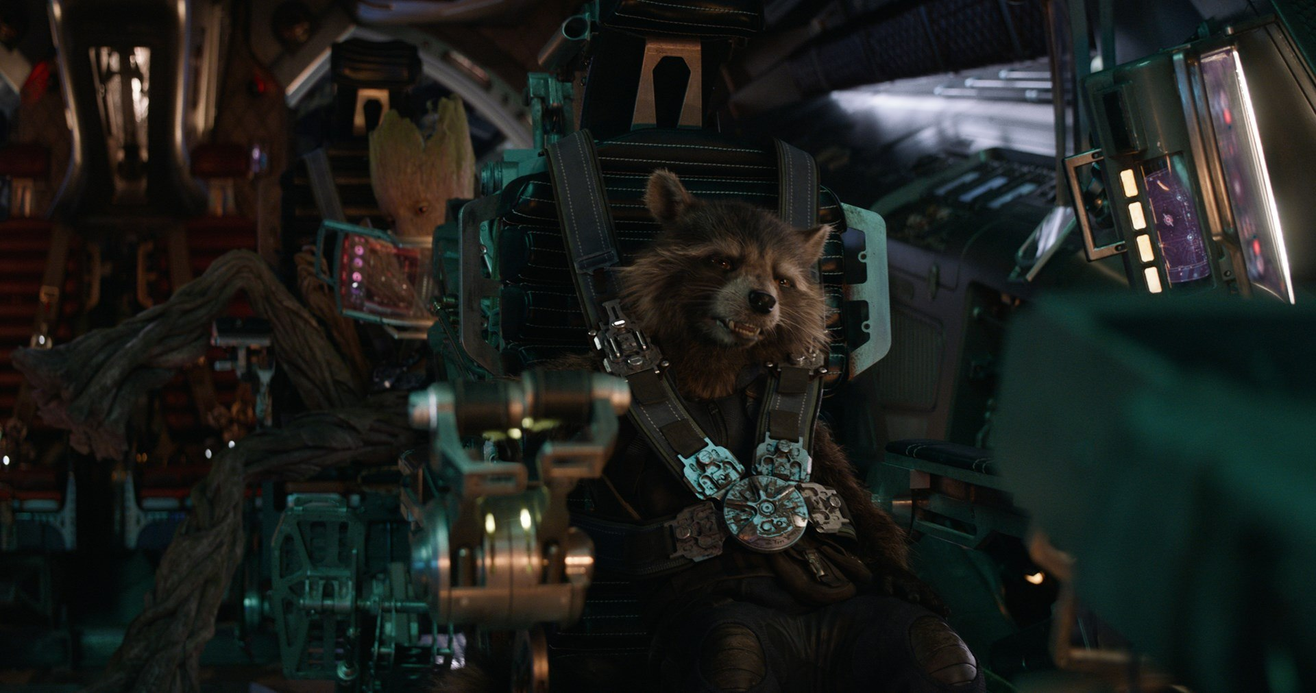 How Method Studios Crafted Rocket 2 0 for 'Avengers