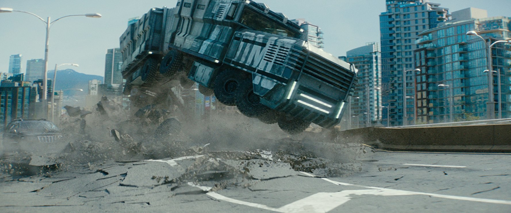 Building A Better Colossus: How They Raised the VFX Stakes