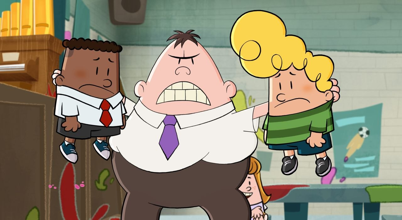Netflix To Debut Dreamworks The Epic Tales Of Captain Underpants On July 13 Animation World Network