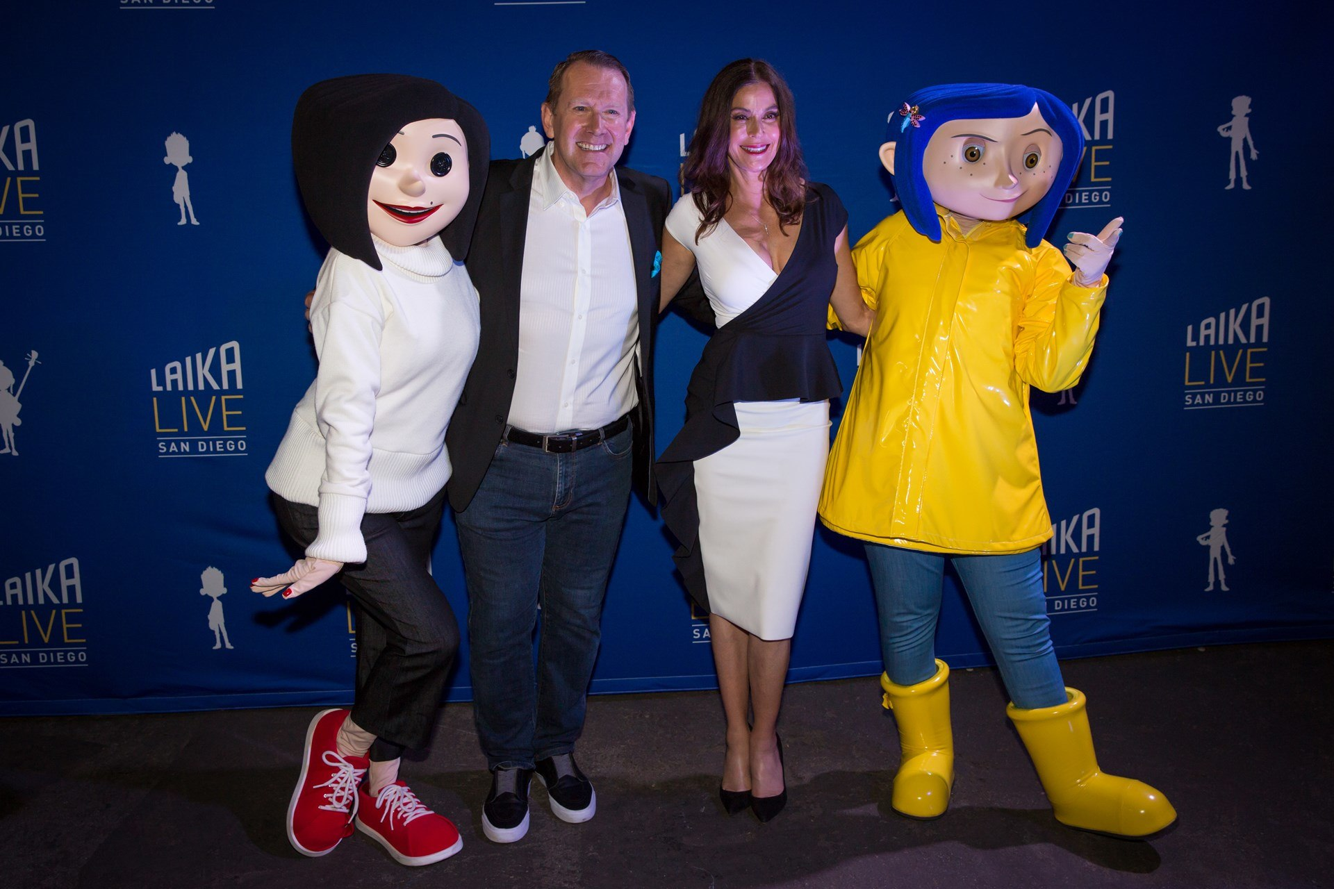 Celebrating 10 Years Of Coraline At Laika Live Animation World Network