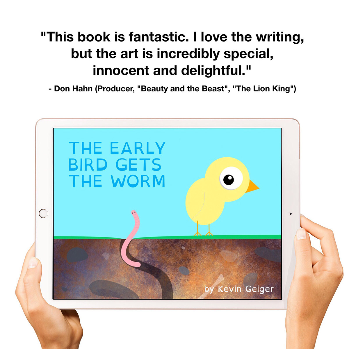 The Early Bird Gets the Worm on iBooks | Animation World Network