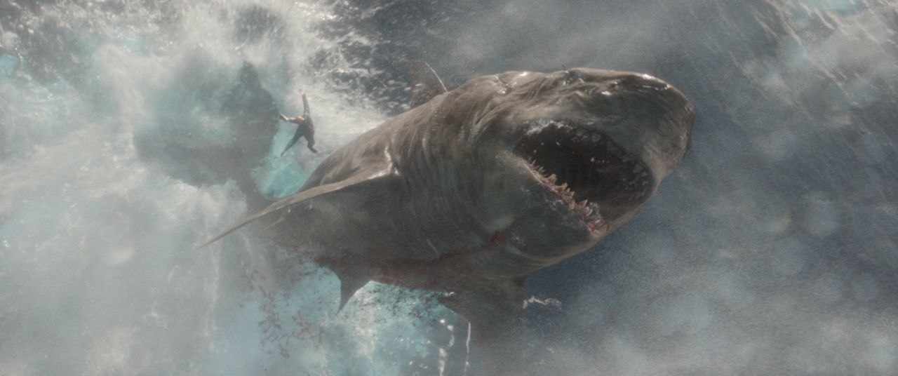 Sony Pictures Imageworks Takes A Bite Out Of The Meg Animation World Network