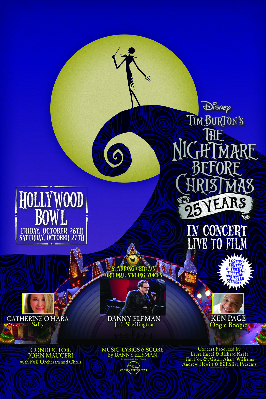 Hollywood Bowl to Celebrate 25th Anniversary of \'The Nightmare ...