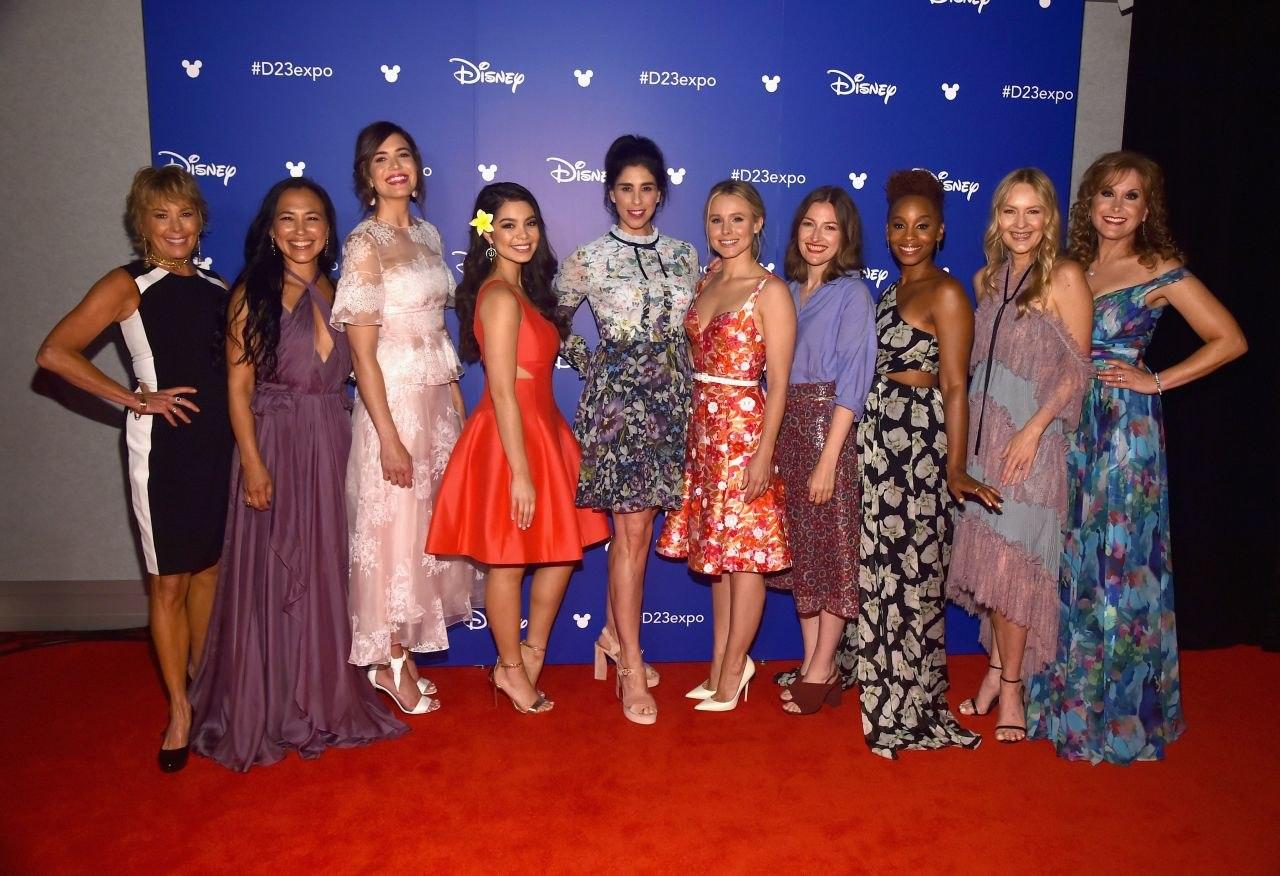 original all disney princesses together