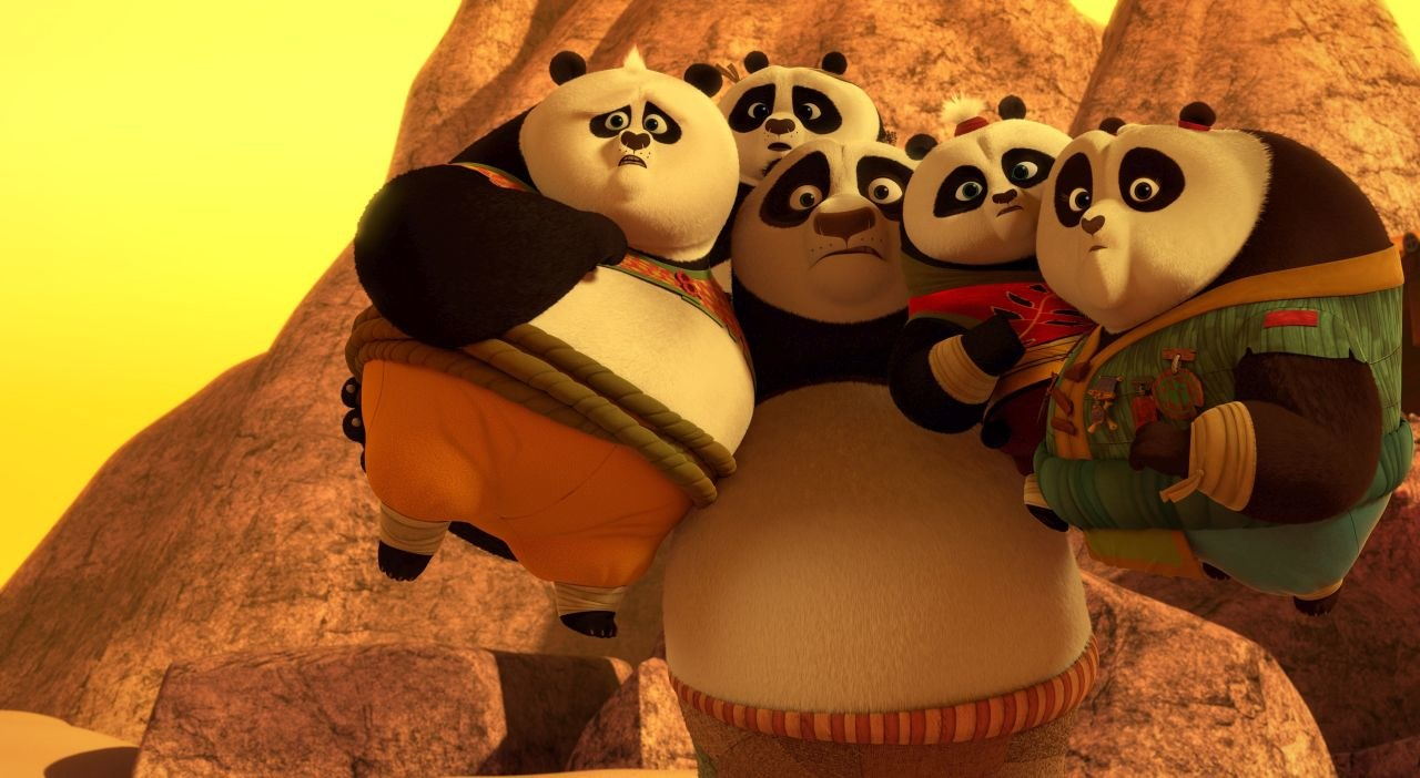 Watch Images And Official Trailer For Kung Fu Panda The Paws Of Destiny Animation World Network