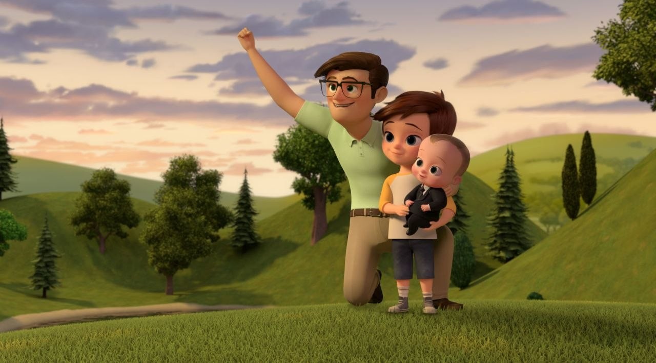 Watch The Boss Baby Back In Business Season 2 Trailer Animation World Network