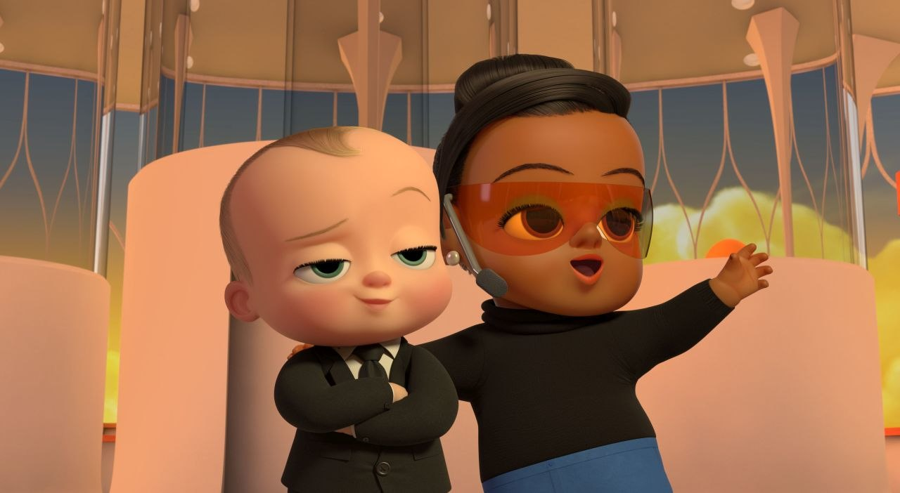 The Boss Baby 1080p Watch Online The Boss Baby 2017 Full