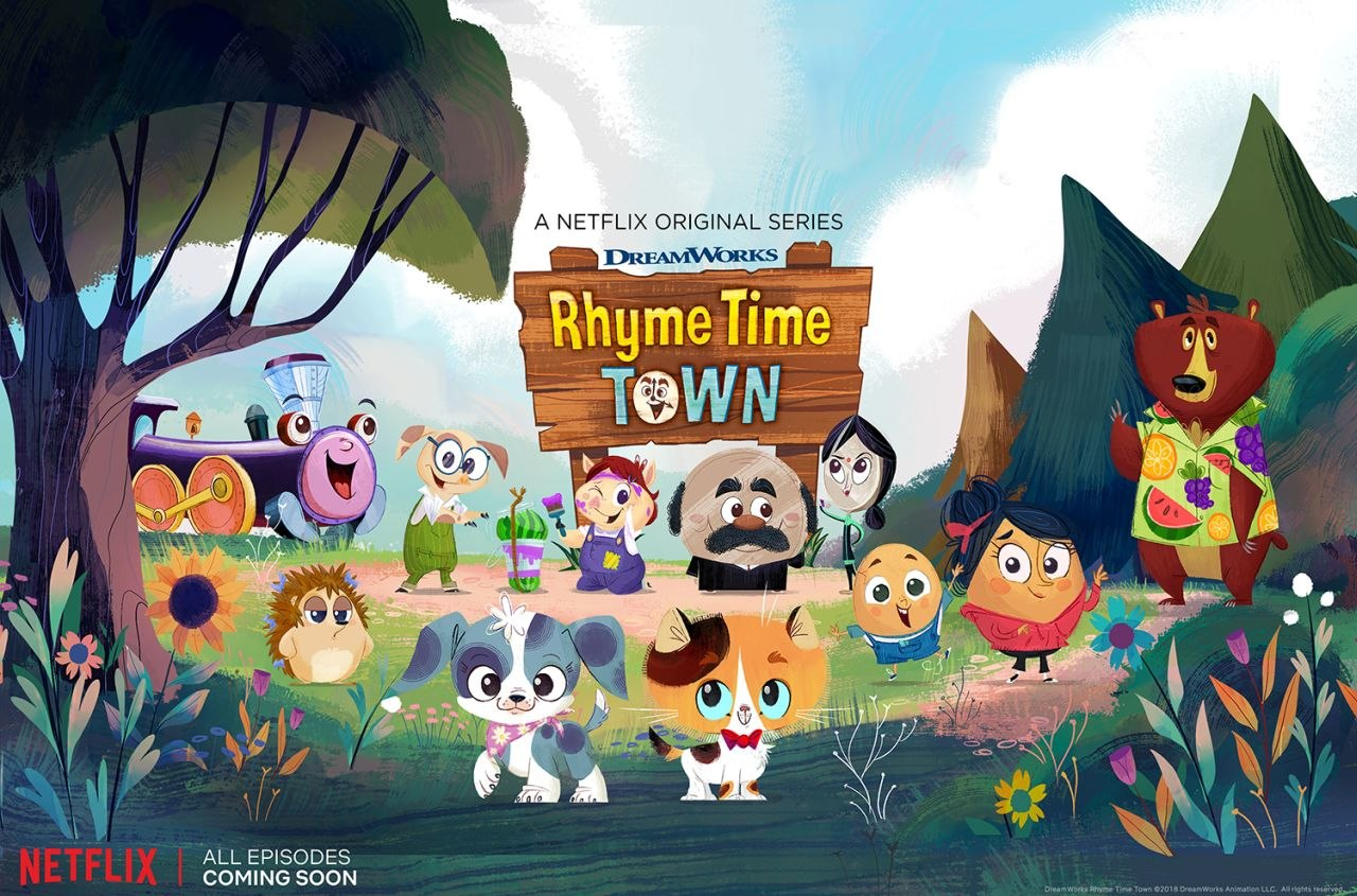 Three New Dreamworks Animation Television Series Coming To Netflix