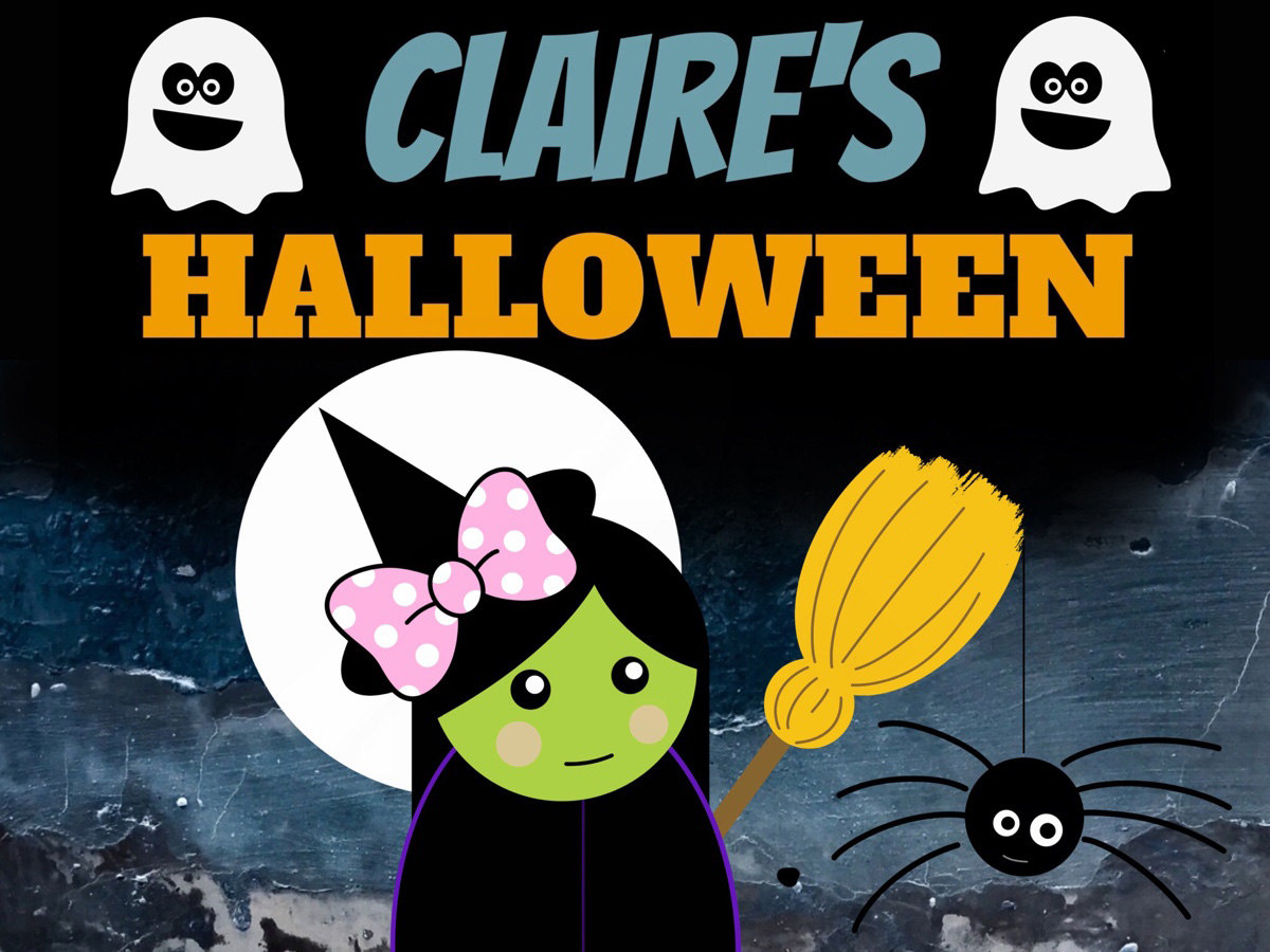 claire's halloween | animation world network