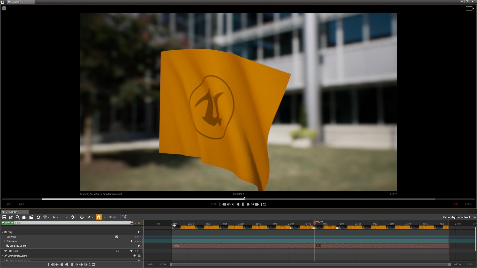 Epic Games Releases Unreal Engine 4 21 | Animation World Network