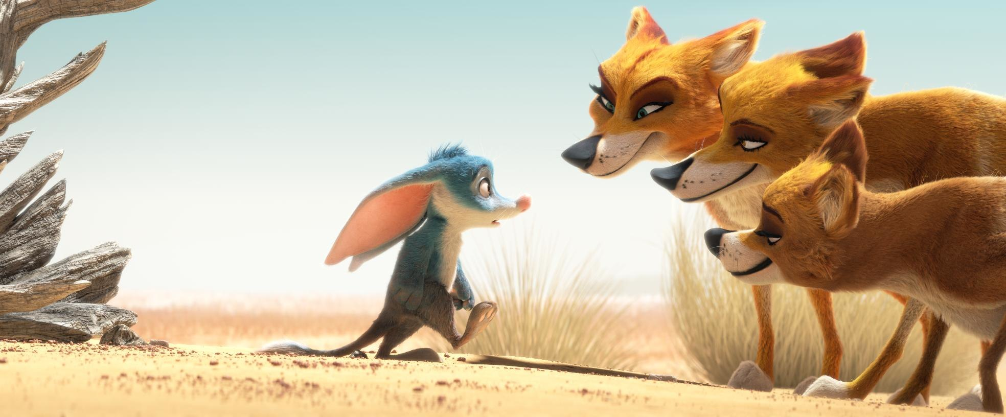 VIDEO: DreamWorks Animation Short 'Bilby' A Testing Ground