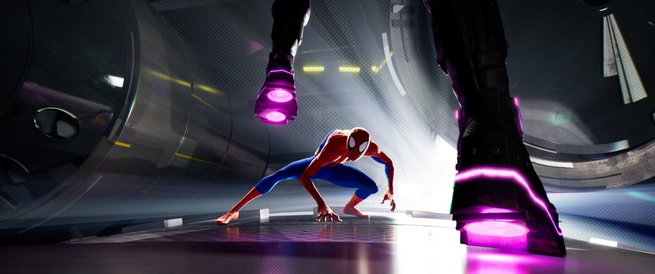 Creating A Stylized Universe for Sony's 'Spider-Man: Into