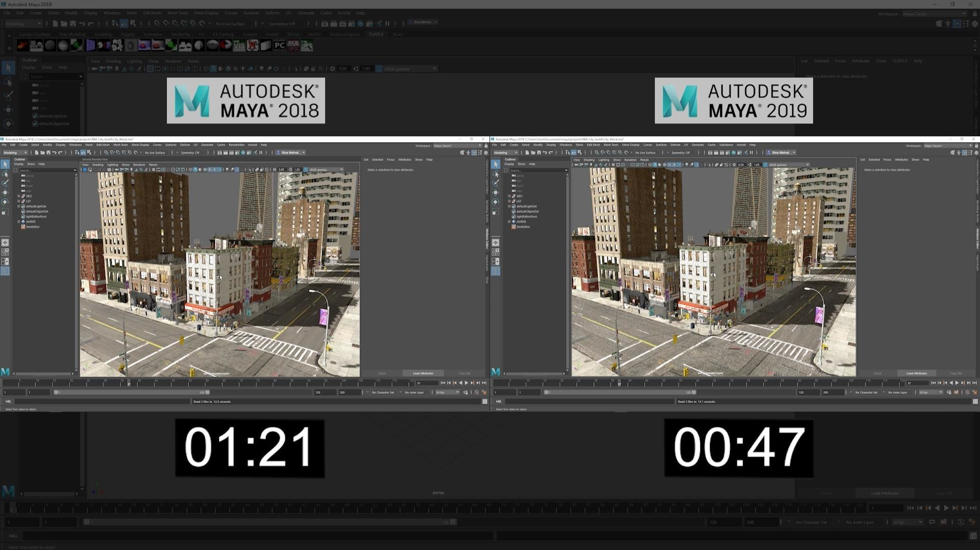 Autodesk Maya 2019 is Here | Animation World Network