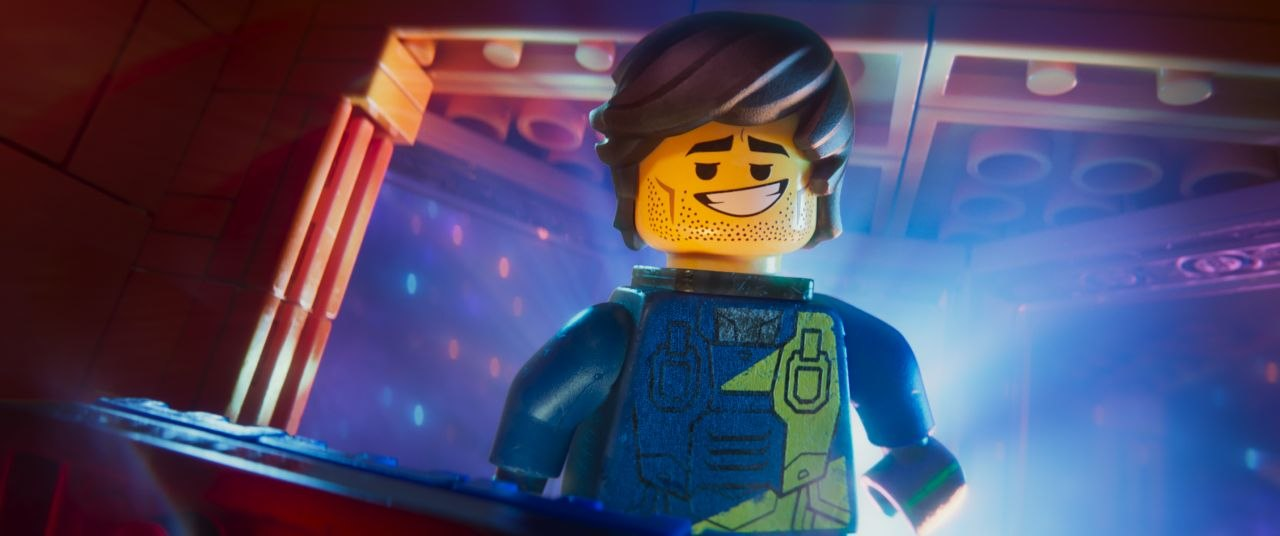 Loose And Wild Mike Mitchell Pulls Out All The Stops For The Lego Movie 2 Animation World Network