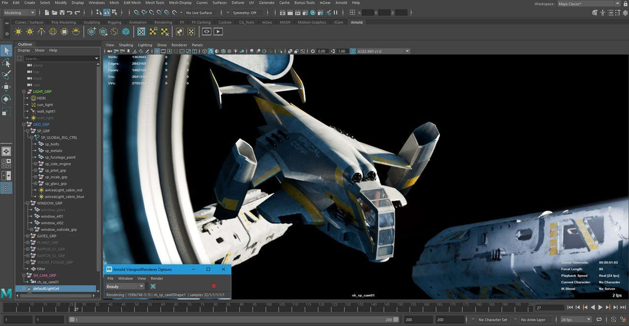 Autodesk Introduces Arnold 5 3 with Arnold GPU in Public