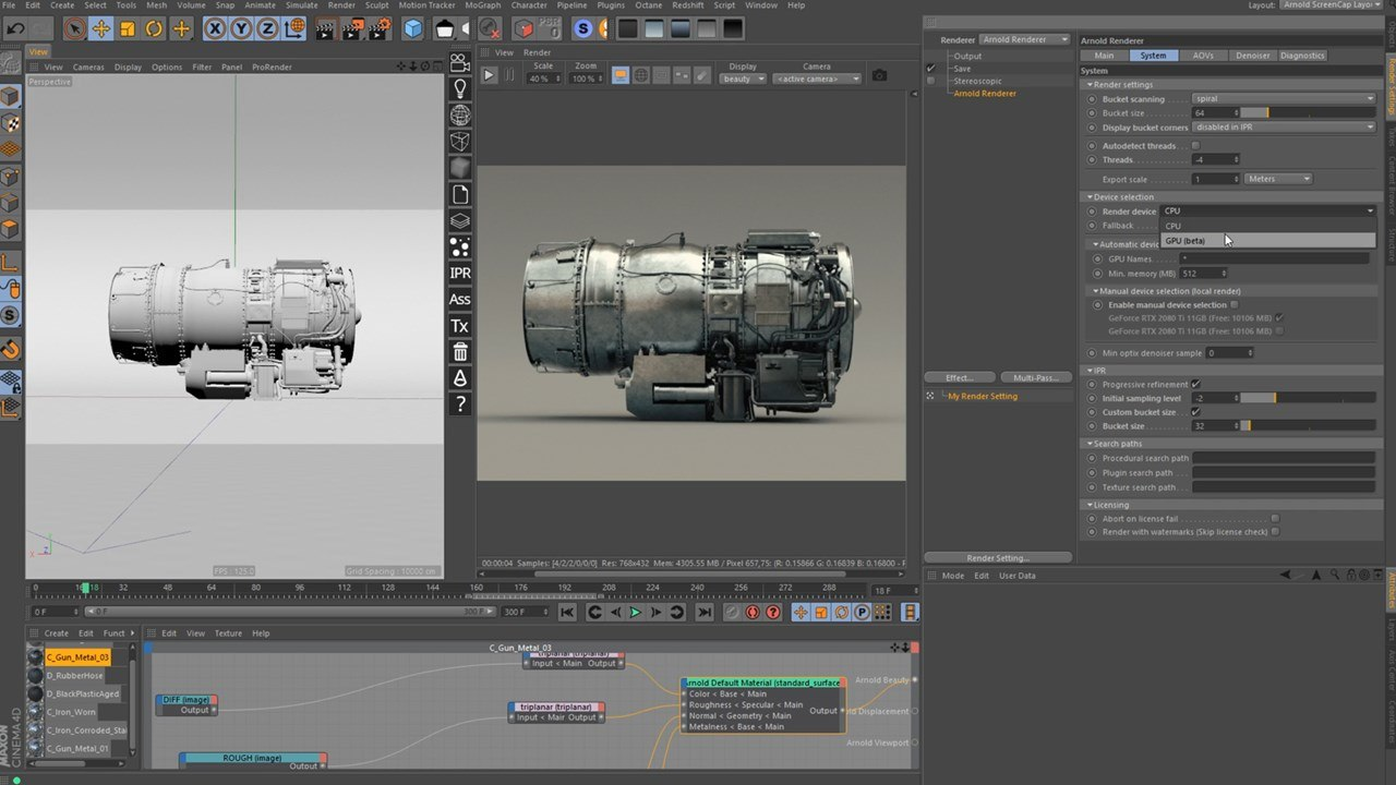 Autodesk Introduces Arnold 5 3 with Arnold GPU in Public Beta