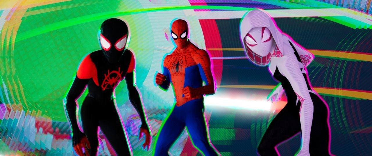 Rewriting the Visual Rule Book on 'Spider-Man: Into the Spider-Verse