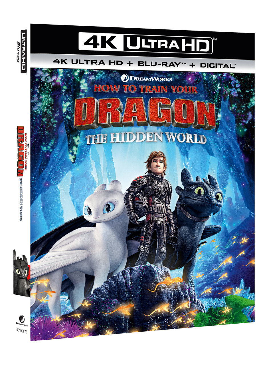 GIVEAWAY: Win 'How to Train Your Dragon: The Hidden World' on Blu