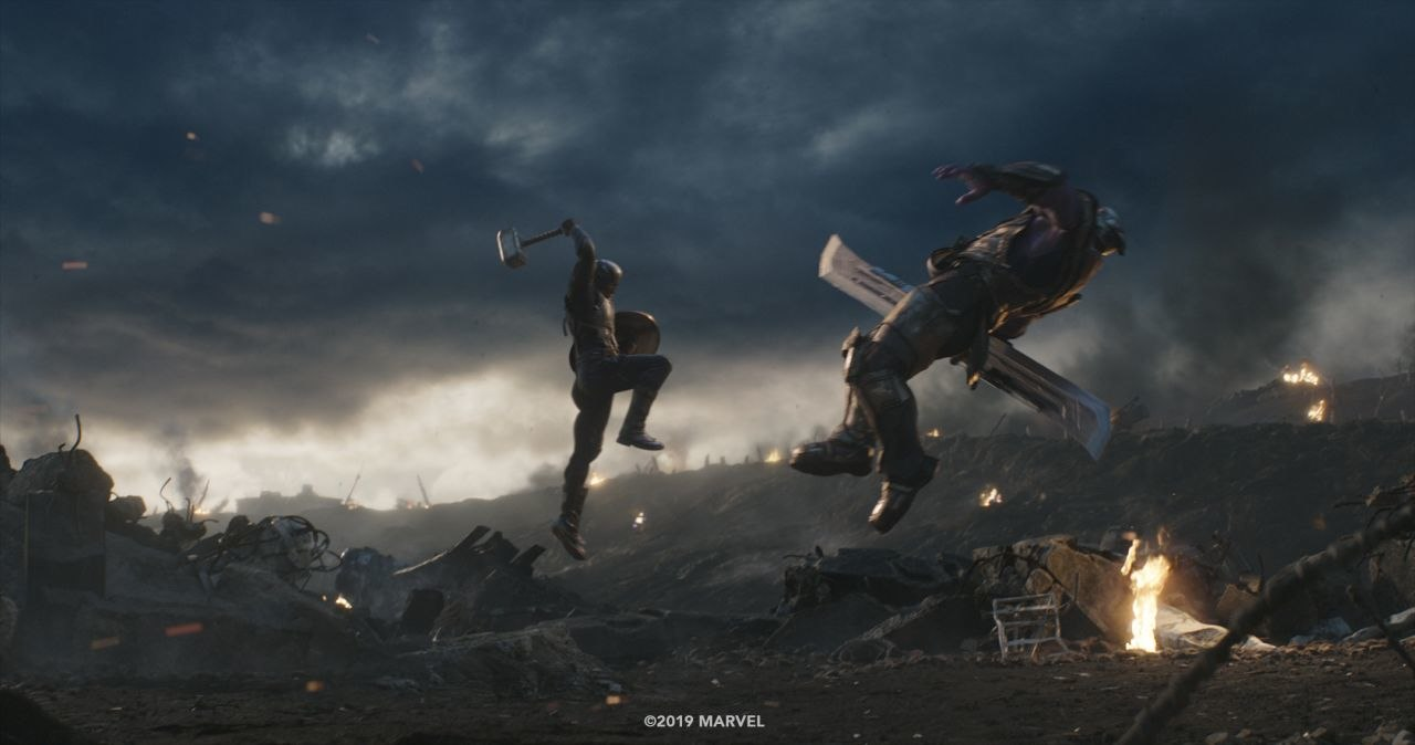 Weta and Thanos Come Full Circle in 'Avengers: Endgame