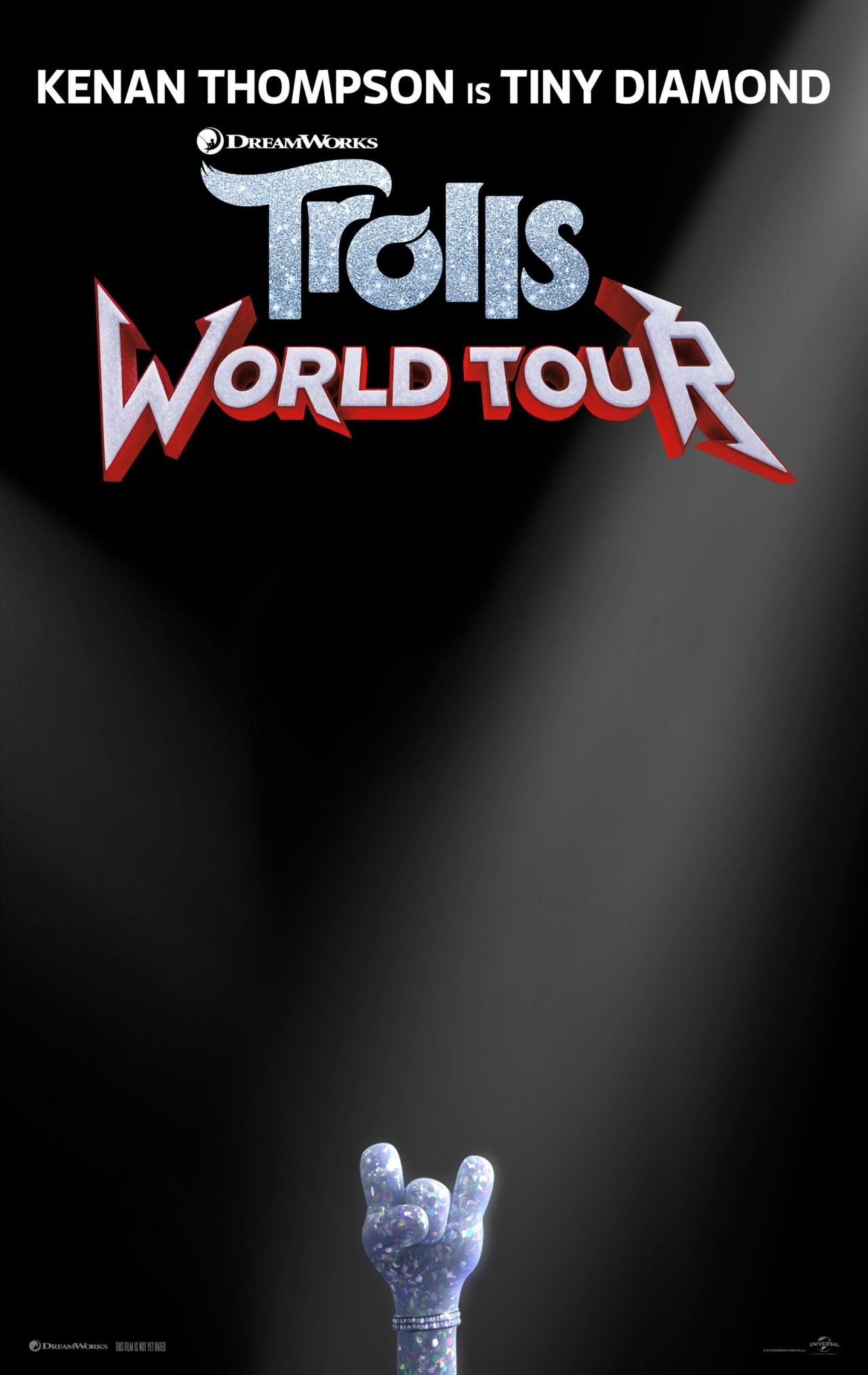 Dreamworks Animation Reveals 21 Posters And Cast For Trolls World Tour Animation World Network