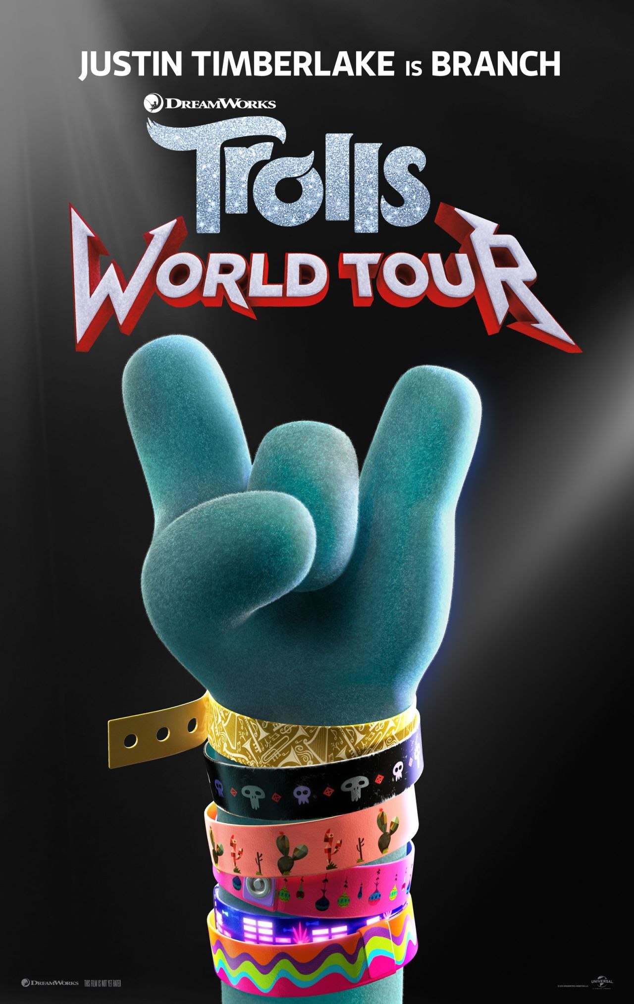 Dreamworks Animation Reveals 21 Posters And Cast For Trolls World