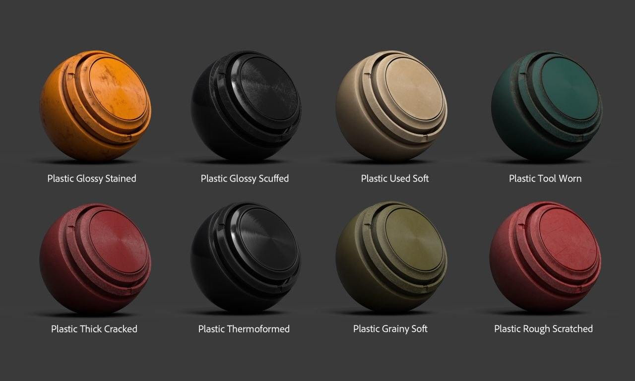 Adobe Releases Substance Painter 2019 2 | Animation World Network