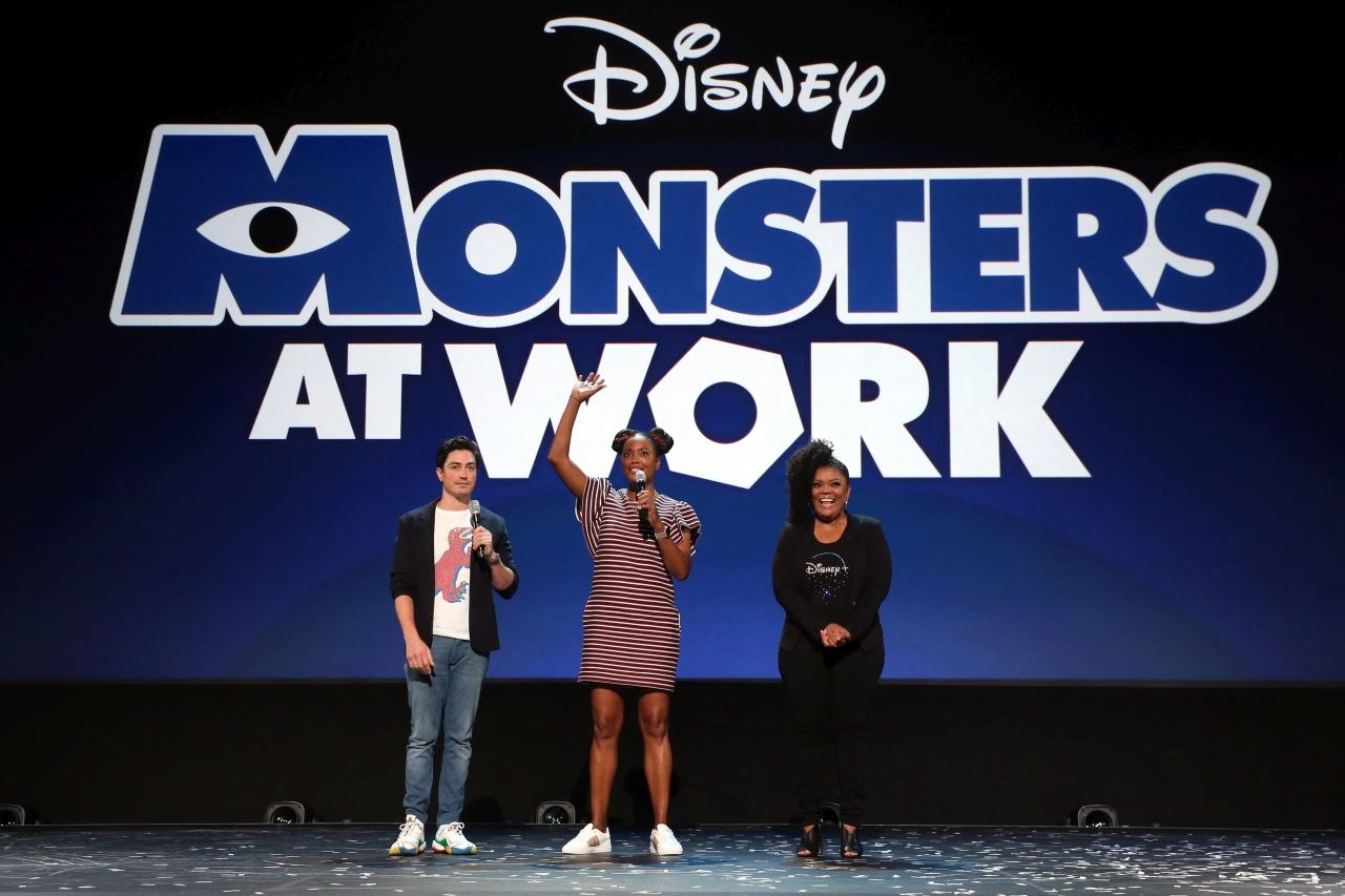 Disney+ Reveals High-Profile Slate of Shows at D23 Expo