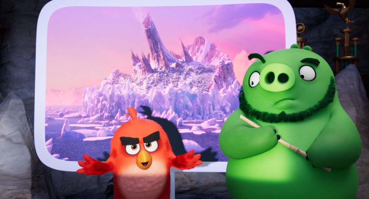 Sony Pictures Imageworks Spreads More Than Its Wings In The Angry