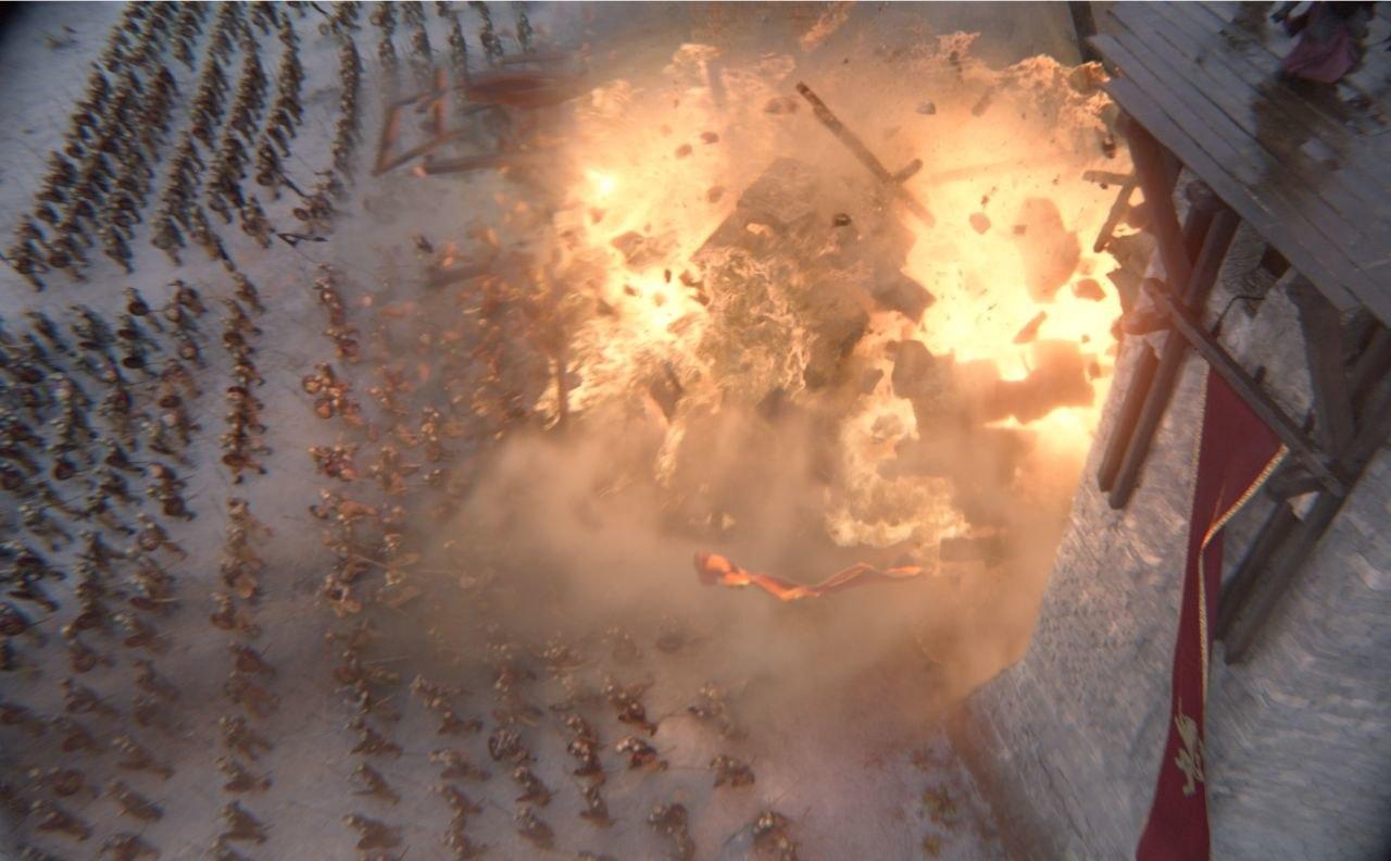 Scanline Reveals Throne Melt and King's Landing Destruction