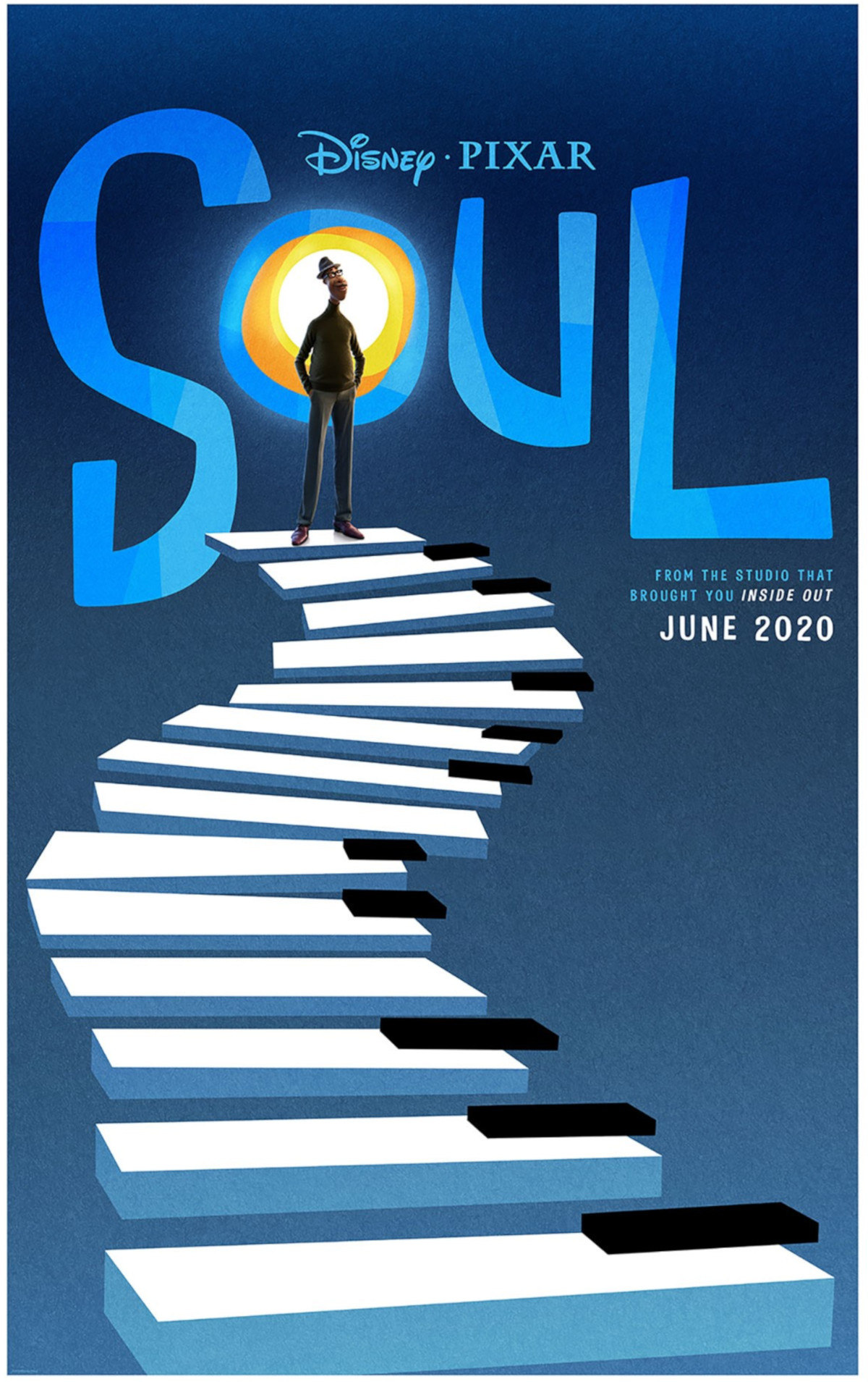 Pixar Drops Trailer and Poster for Pete Docter's New Film, 'Soul' |  Animation World Network
