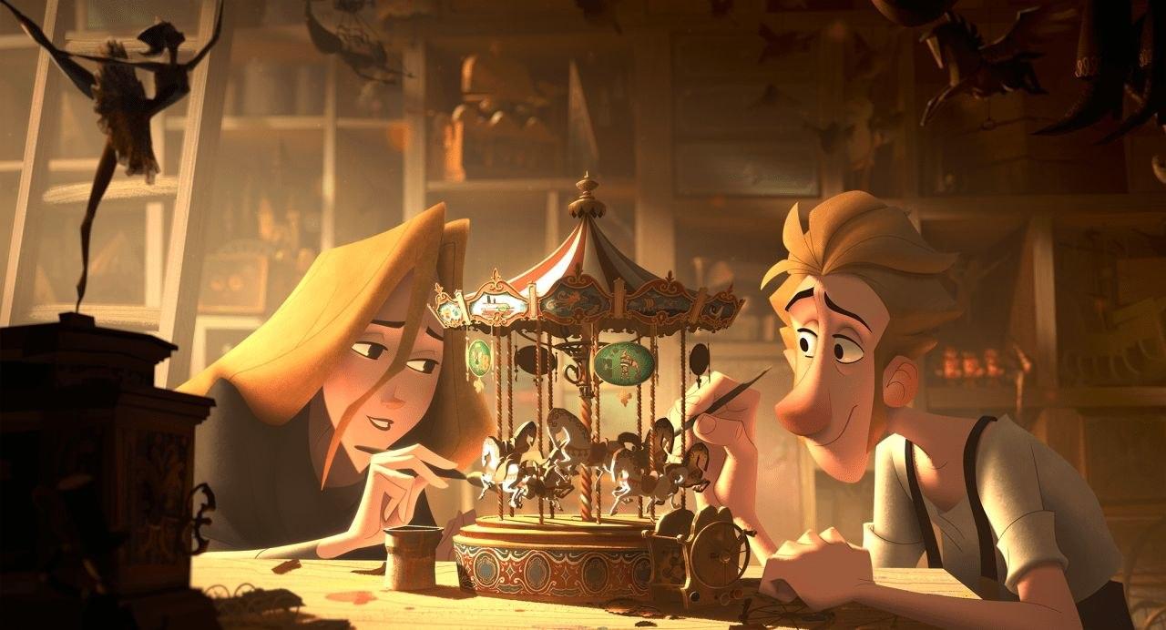 Sergio Pablos Talks His 2D Masterpiece, 'Klaus' | Animation World Network