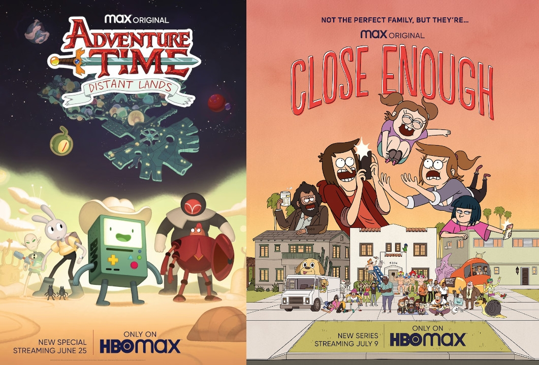 Adventure Time Specials And J G Quintel S Close Enough Coming To Hbo Max Animation World Network