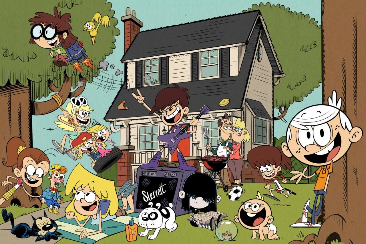 Executive Producer Mike Rubiner Talks 'The Loud House' 32th ...
