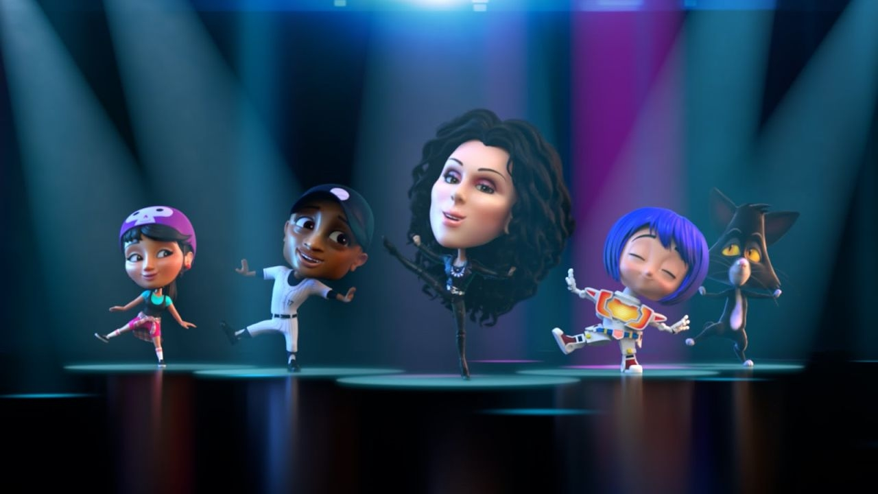 BobbleHeads: The Movie': First Film Finished Remotely with Nvidia GPUs and  Azure | Animation World Network