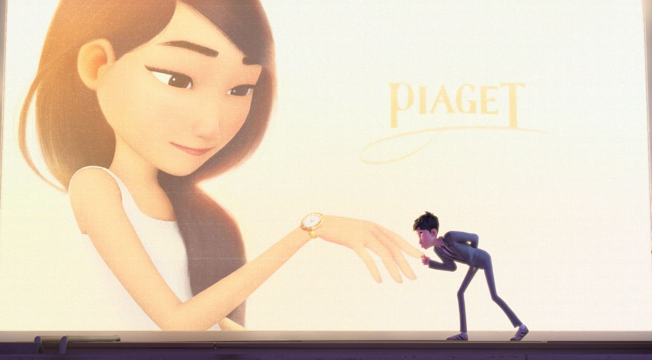 Netflix Drops 'Wish Dragon' Official Trailer and Images | Animation World  Network