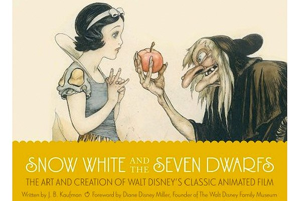 Weldon Owen Releases Two New 'Snow White' Books   Animation