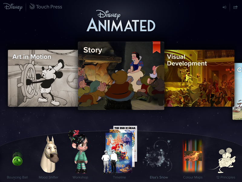 Best Animation 2020 Disney Animated' Named Best App of the Year | Animation World Network